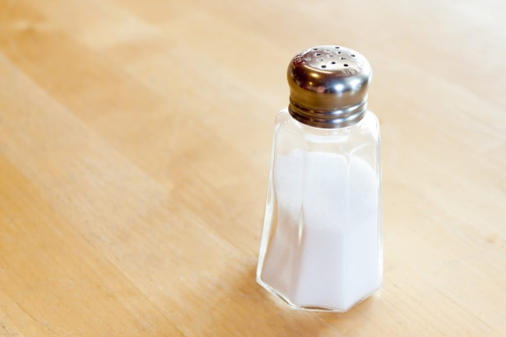 8 ways you can reduce salt in your diet?